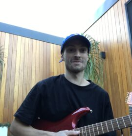 Electric Guitar Lessons Marrickville